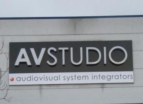 Gevelletters AV Studio