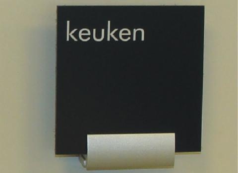 voorbeeld deurbordjes