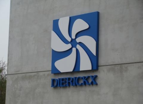 Gevelletters Dierickx