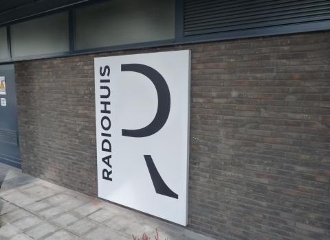 Gevelpanelen Radiohuis