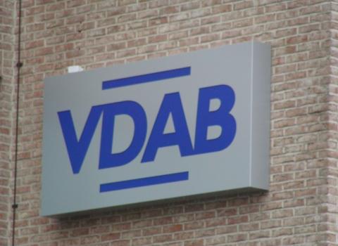Lichtbak VDAB