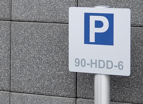 Parkeerpaaltjes